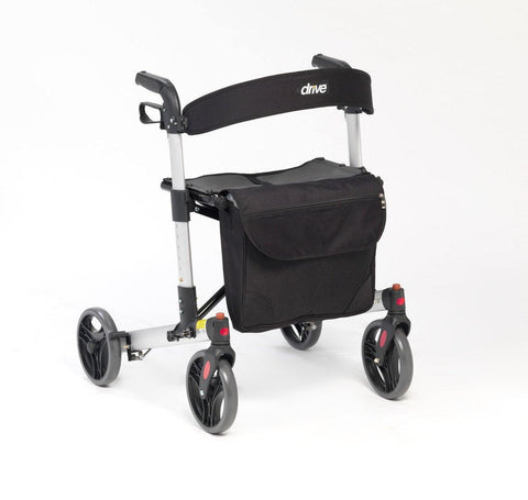 X Fold Rollator - Mobility2you - discount wholesale prices - from Drive Devilbiss Healthcare