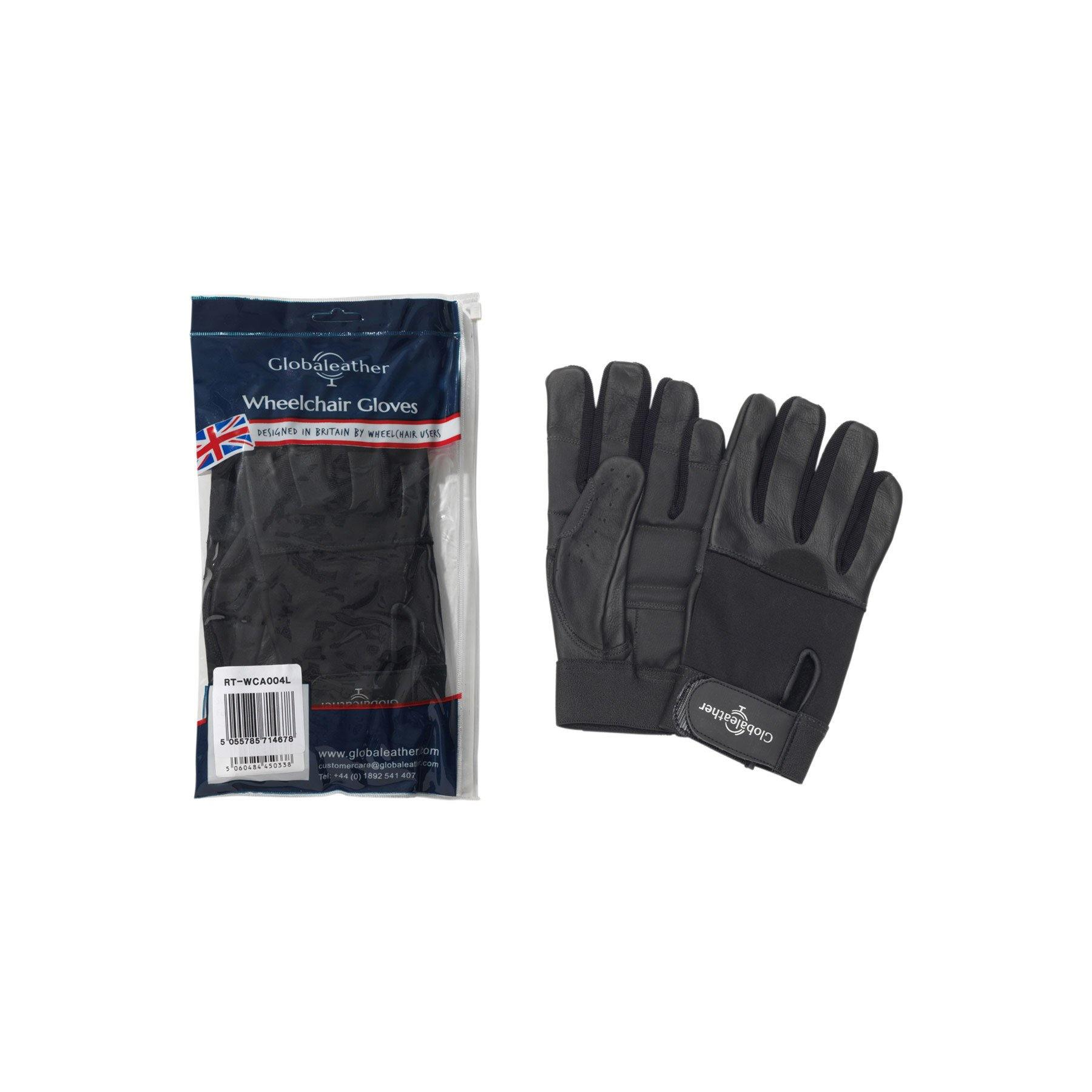 Sure Grip Full Finger Wheelchair Gloves S - Mobility2you - discount wholesale prices - from Drive DeVilbiss Healthcare