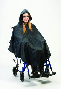 Flat Hem Poncho - Mobility2you - discount wholesale prices - from Drive DeVilbiss Healthcare