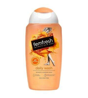 Femfresh Body Fresheners Range Soothing Wash 250ml
