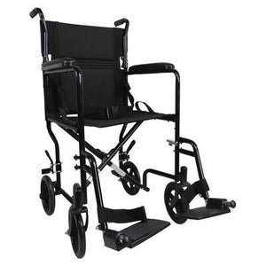 Steel Compact Transport Wheelchair - Chemist2You