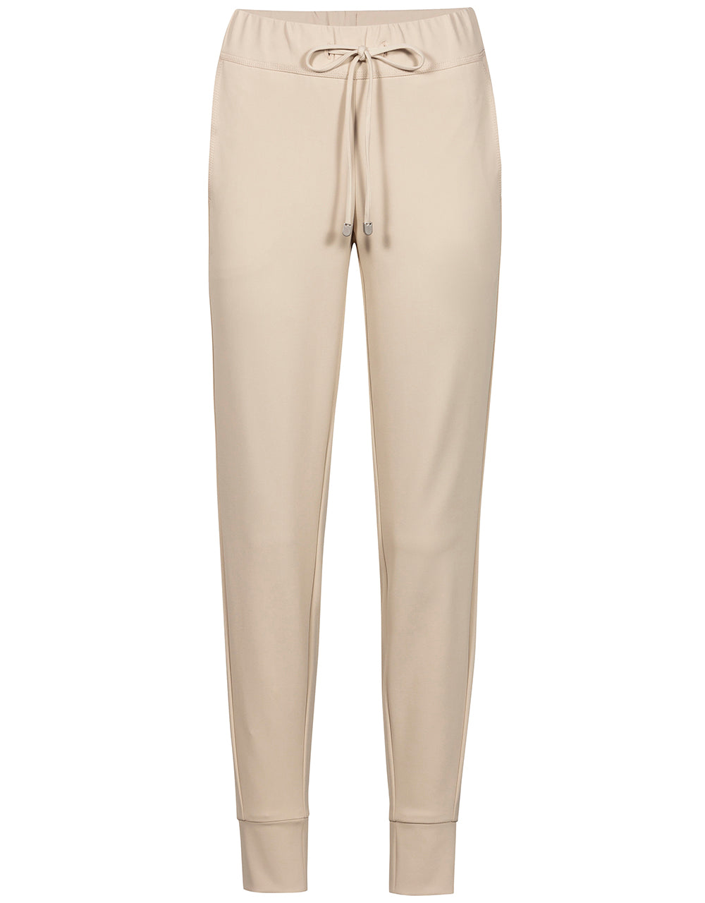 Jogger ROXANA2 von Stehmann in High Tec Bi-Stretch Ware in beige