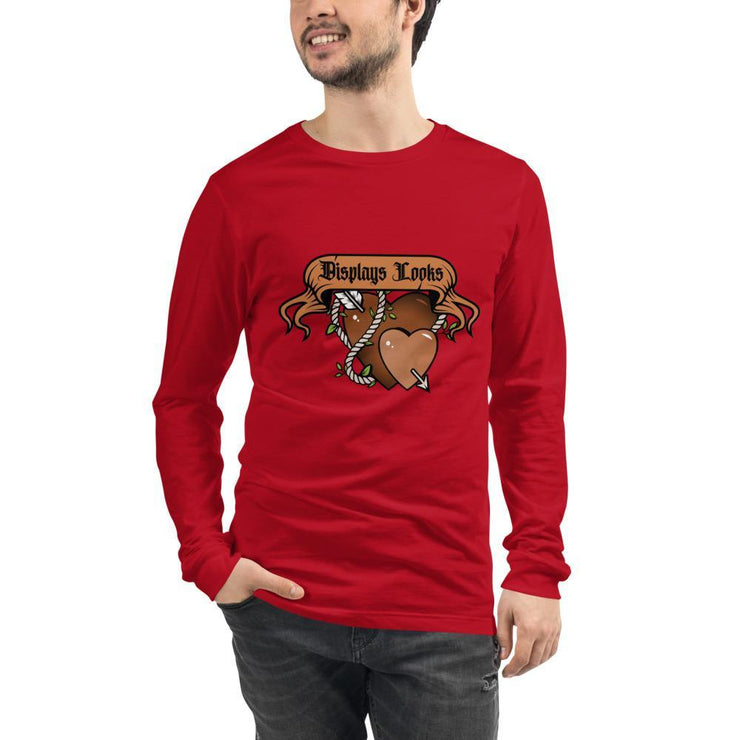 Men Long Sleeve Tee freeshipping - displaylooks