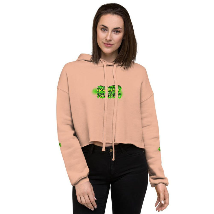 Crop Hoodie freeshipping - displaylooks