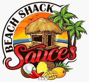 Beach Shack Sauces, The Fresh bold taste of the Caribbean  With Fresh Pineapple, Mango, Coconut Habanero Peppers