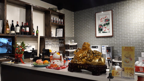 Inside of KL Kitchen – Indo-Malay Cuisine