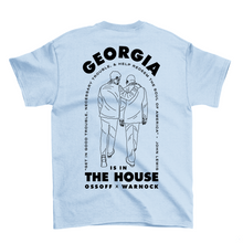 Load image into Gallery viewer, GEORGIA IS IN THE HOUSE TEE