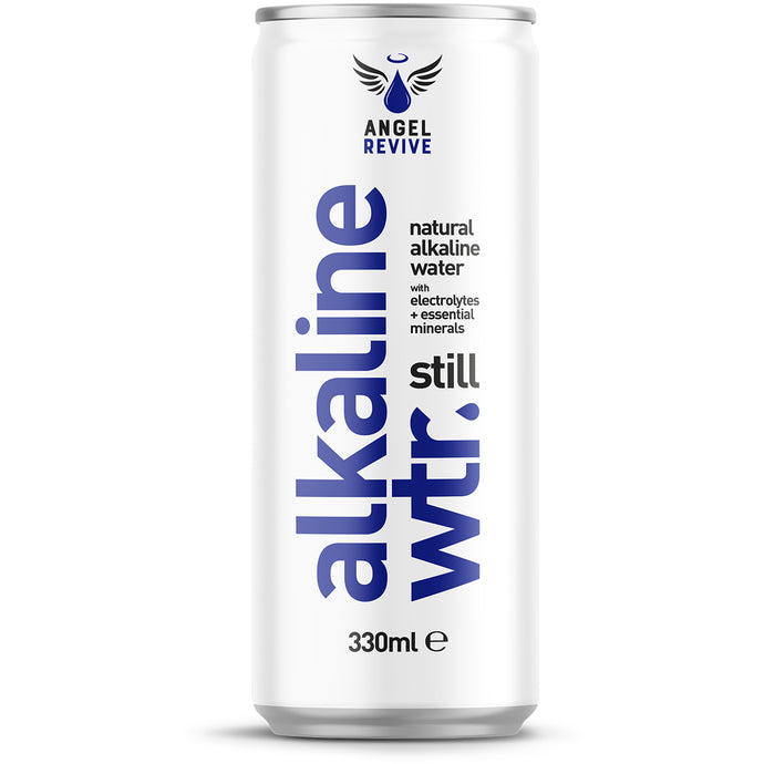 330 ml White Can (24 Pack)