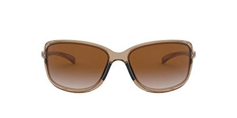 Oakley Women's Cohort Sunglasses, Sepia/Dark Brown Gradient