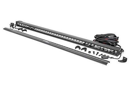 "Rough Country 40"" Cree LED Single Row Straight Light Bar - 70740BL"