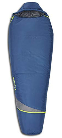 Kelty Tuck 22F Degree Mummy Sleeping Bag – 3 Season, w/ Stuff Sack