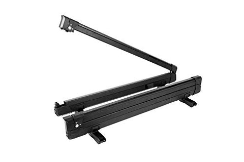 Kuat Switch 6 - Clamshell Ski/Snowboard Rack, Black