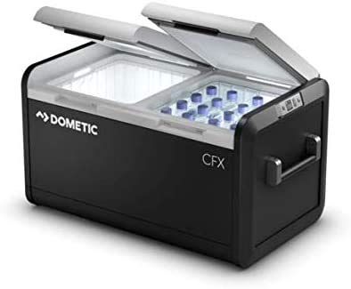 Dometic CFX3 75DZ Portable Refrigerator and Freezer, Powered by AC or Solar
