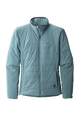 Black Diamond Women's First Light Jacket, Caspian, Small