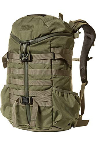 Mystery Ranch 2 Day Assault Backpack, Molle, Forest, LG/XL