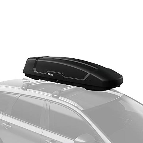 Thule Force XT Rooftop Cargo Box, Sport, Black