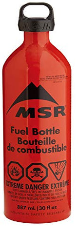MSR Liquid Fuel Bottle, 30 Ounce