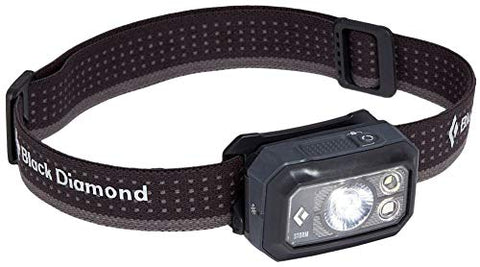 Black Diamond Storm 400 Headlamp, Graphite