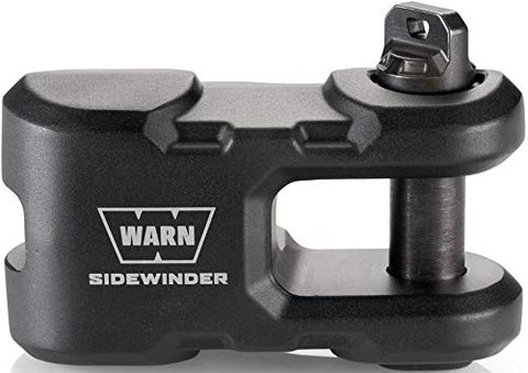 WARN Winch Accessory: Epic Sidewinder, Black