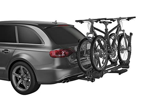 "Thule T2 Pro XT 2 Hitch Bike Rack (2""), Black (9034XTB)"