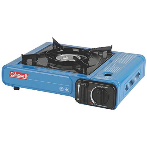 Coleman Butane Stove w/ Carrying Case