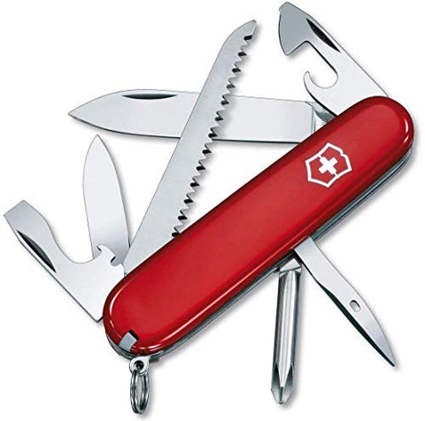 Victorinox Swiss Army Hiker, Red