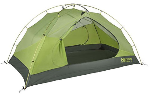 Marmot Crane Creek 2-Person Backpacking and Camping Tent