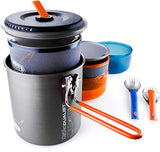 GSI Outdoors - Halulite Microdualist Cookset