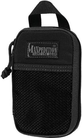 Maxpedition Micro Pocket Organizer, Black