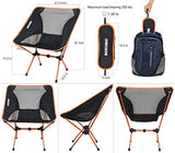 Ultralight Folding Camping Chair