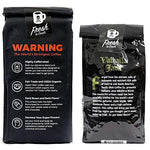 DEATH WISH Coffee [1 lb] and VALHALLA JAVA Odinforce Blend [12 oz] Ground Coffee Bundle Pack