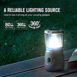 OLIGHT Olantern, 360 Lumens, Rechargeable, Basalt Grey