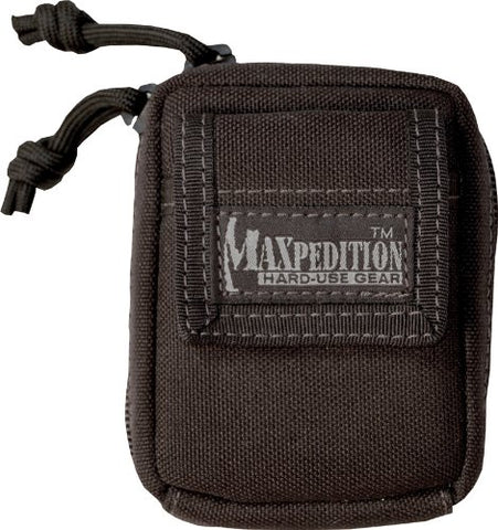 Maxpedition Barnacle Compact Utility Pouch, Black
