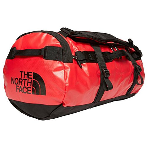 The North Face Base Camp Duffel, TNF Red/TNF Black, Medium