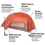 Big Agnes Copper Spur HV UL, 1 Person
