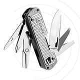 LEATHERMAN, Free T4 Multi-Tool and EDC Pocket Knife