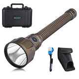 Olight Javelot Turbo, 1300 Lumen, Rechargeable, Desert Tan Limited Edition