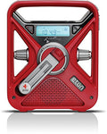 Eton American Red Cross Emergency NOAA Weather Radio/Solar/Charger/Light