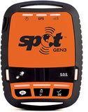 Spot 3 Satellite GPS Messenger, Orange