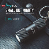OLIGHT i1R2, 150 Lumens, Rechargeable