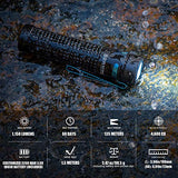 Olight S2R II, 1150 Lumens, Rechargeable
