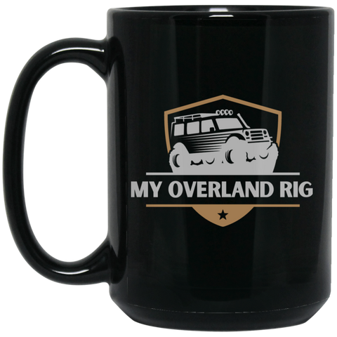 My Overland Rig Coffee Mug