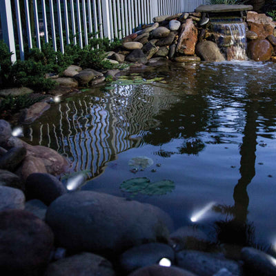 Lighting: The Simple & Stunning Addition to Your Pond