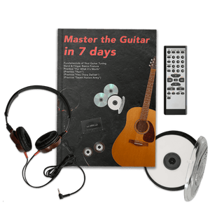 Master in Guitar in 7 Days