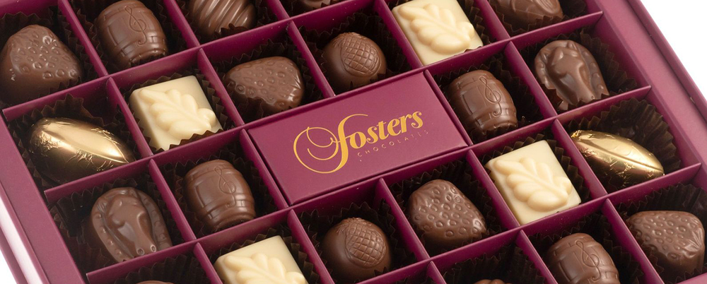 Fosters Luxury Chocolate