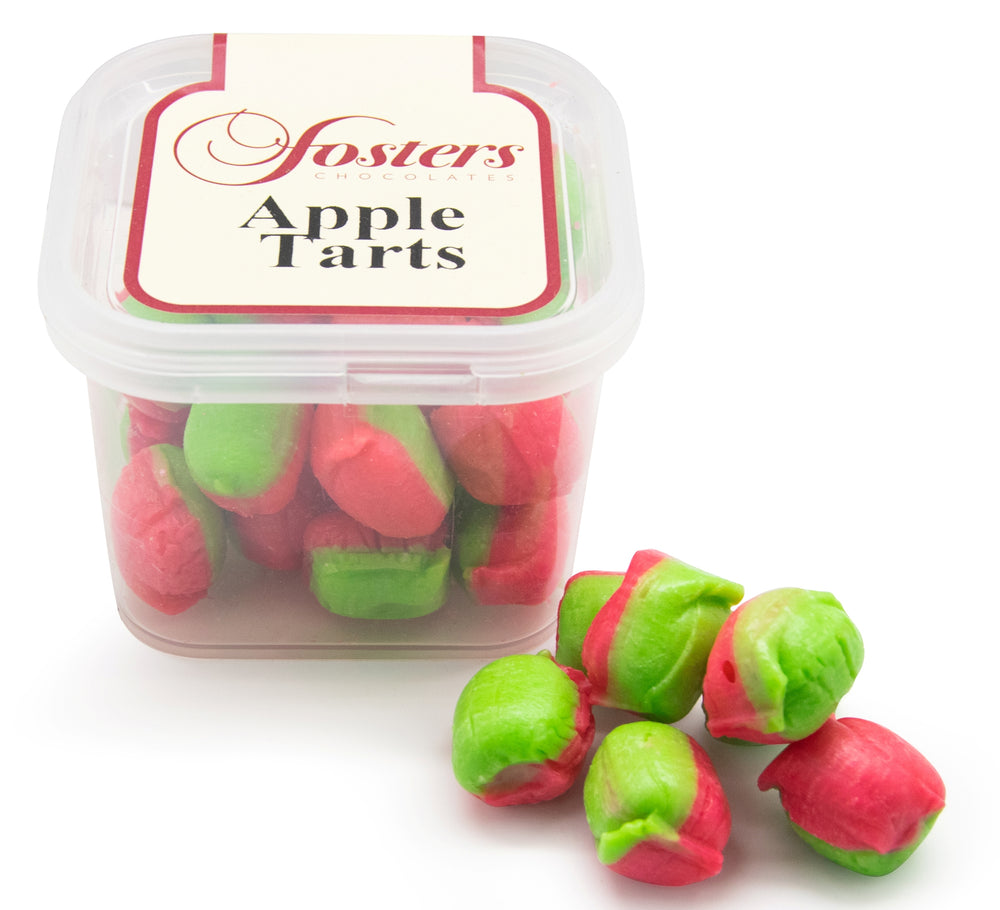 Real Apple Tarts - Rosie sweets