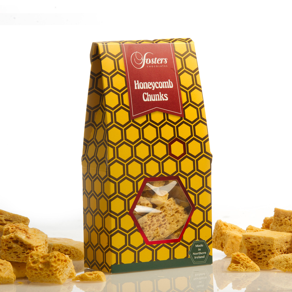 Honeycomb Chunk Gift Box
