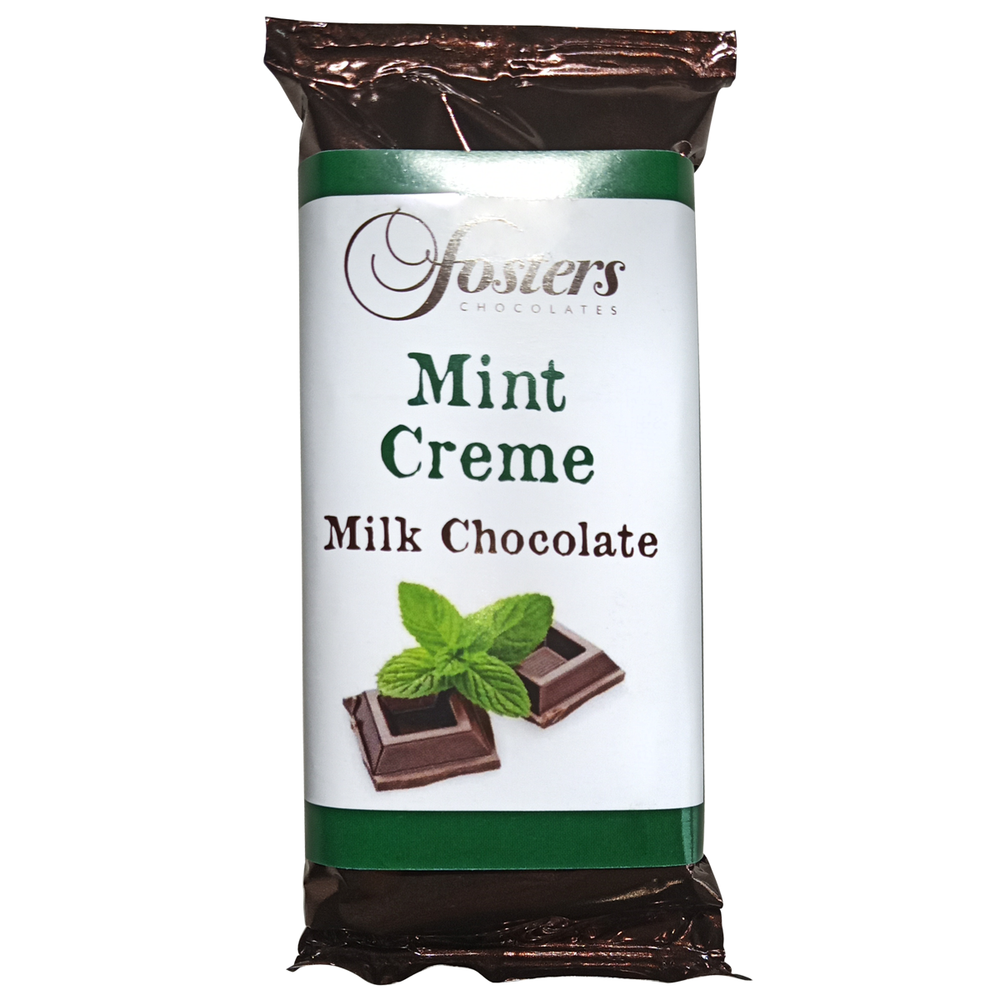 Milk Chocolate Mint Creme Bar