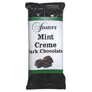 Load image into Gallery viewer, Dark Chocolate Mint Creme Bar