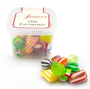 Traditional  old favourites sweets